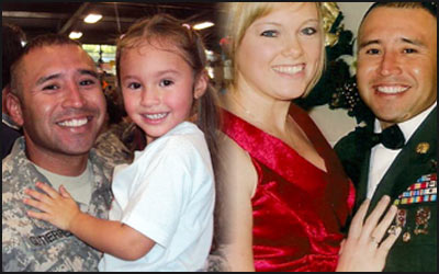 Army Staff Sergeant Joe Gutierrez